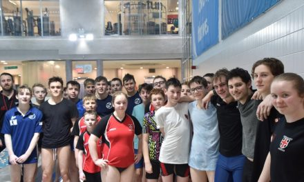Water Polo Clubs Team Up For Charity