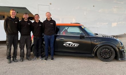 Coates Joins The Mini Elite