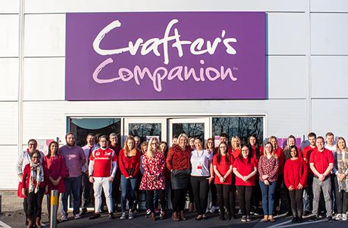 Crafter's Choose Charity of the Year