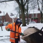 Council Works to Keep County Moving During Heavy Snowfall