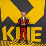 Young Rising Kart Driver wins at Warden Law