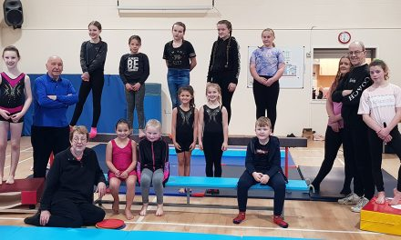 New Gymnastic Equipment Supplied by GAMP