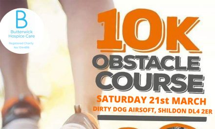 New Venue for Butterwick 10k Obstacle Course
