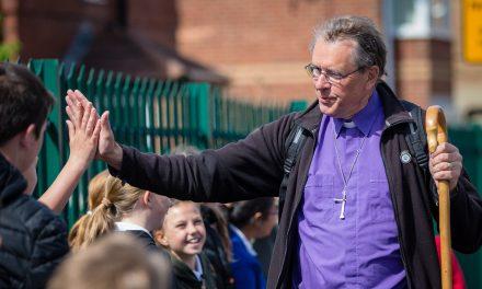 Durham Pilgrims Lead The Way