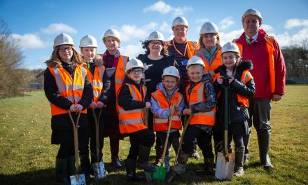 Construction Starts on Primary School Building