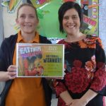 Stephenson Way Winner of School Catering Challenge