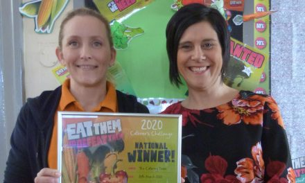 Stephenson Way Winner of School Catering Challenge