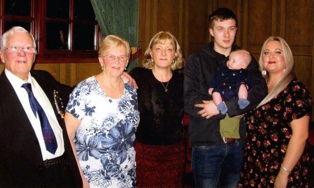 Five Generations Celebrate