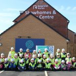 Pupils Visit Keepmoat Homes