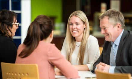 New College Durham's Employer Breakfast