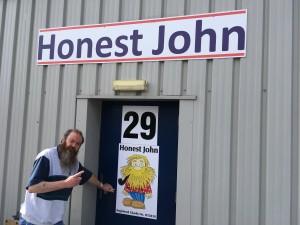 Tribute to Honest John