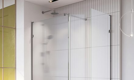 Roman Launch Fluted Glass Wetroom Panels into the Liberty Range