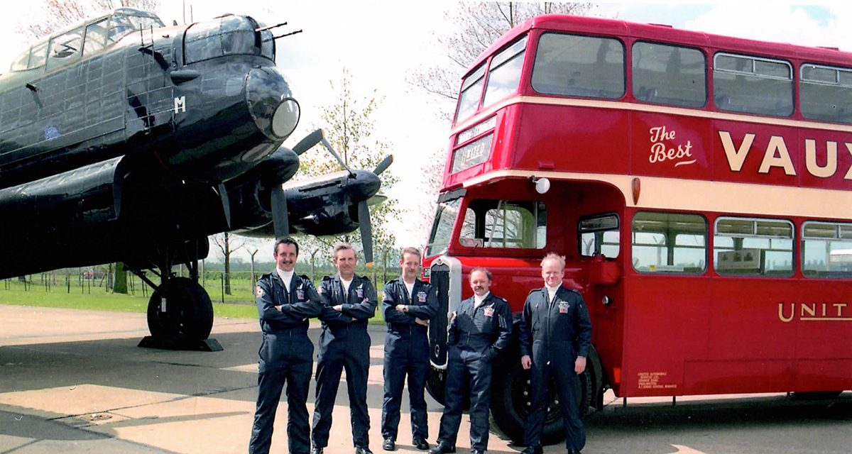 Bus Preservation Celebrate 40 Years