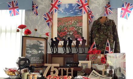 Bethany House Commemorate VE DAY