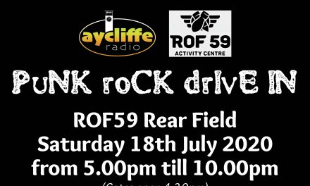 First Drive In Music Event for Newton Aycliffe Sold Out
