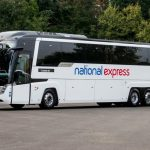 NATIONAL EXPRESS GETS BRITS BACK ON THEIR TRAVELS