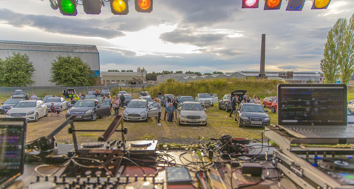 Aycliffe Radio Drive In Music Events at ROF59