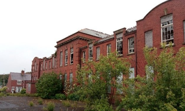 Planning application submitted to demolish former Easington Colliery School
