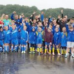 Youth Football Back to Training