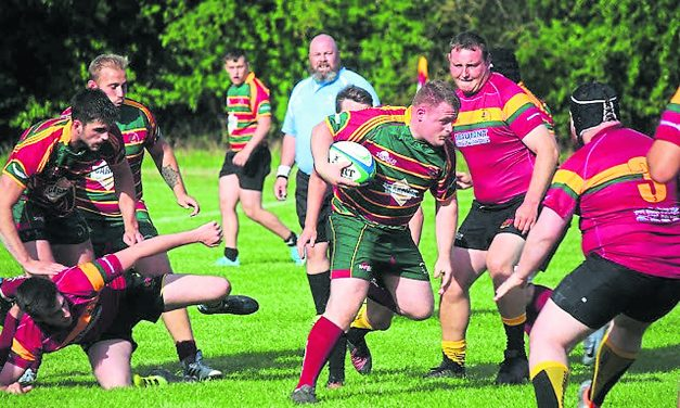 Aycliffe Rugby Prepare for New Season