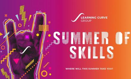 Full Steam Ahead for a #SummerOfSkills