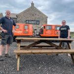 Tan Hill to Support Homeless Charity's Furniture Project
