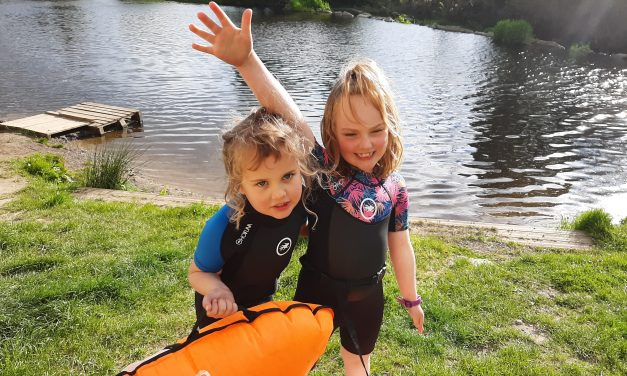 Sisters complete 30 swims in 30 days for NHS