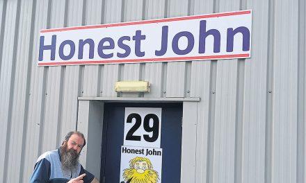 Honest John's Charity Finally Closes
