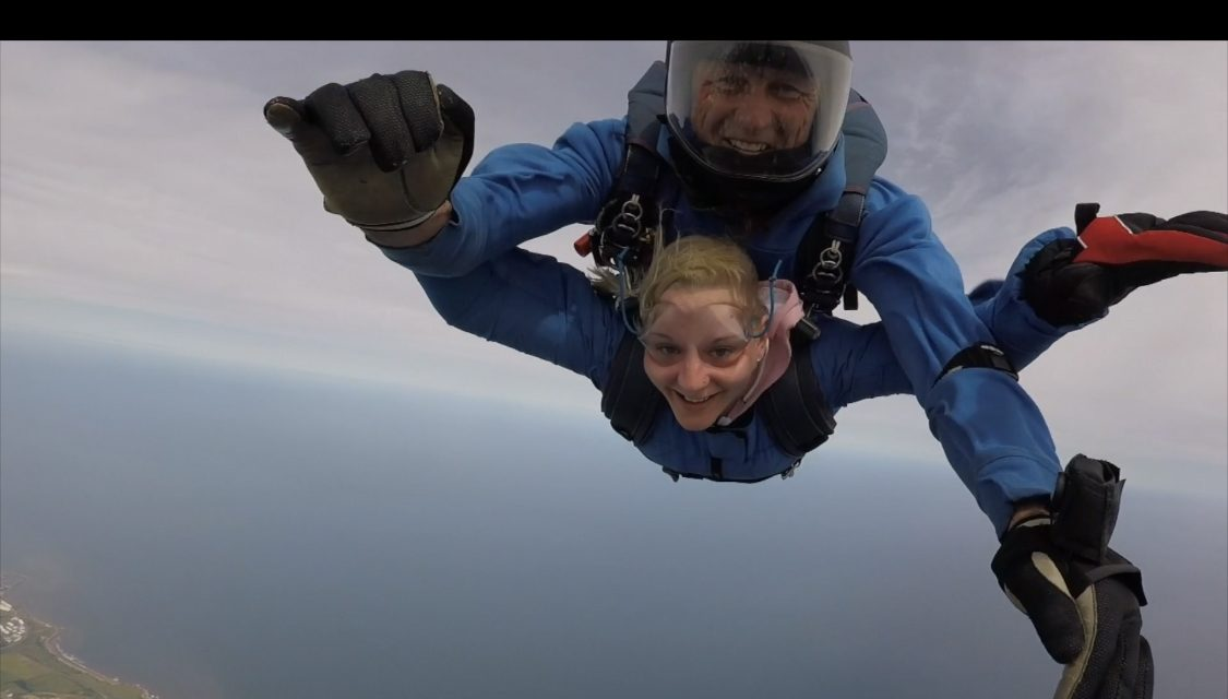 Successful Charity Skydive Raises £600