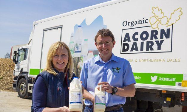 Acorn Dairy Hits Major Delivery Milestone