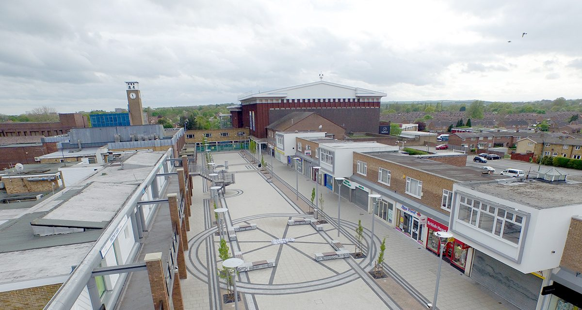 Proposed Sports Day in Aycliffe Town Centre