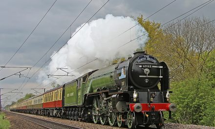 Steam Locomotive Trust Launches 30th Anniversary Fundraising Appeal