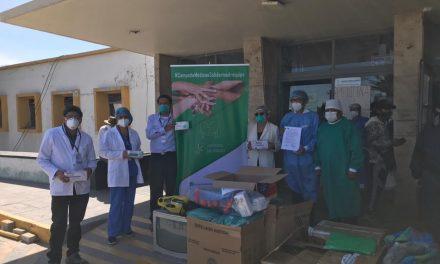 Supporting Fundraising Efforts to Fight Coronavirus in Peru