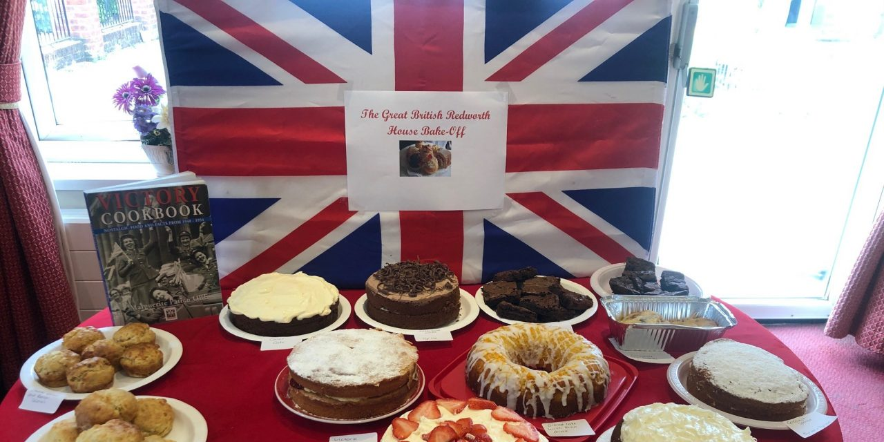The Great British Redworth House Bake Off