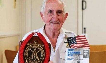 Happy Birthday Seaman Tom