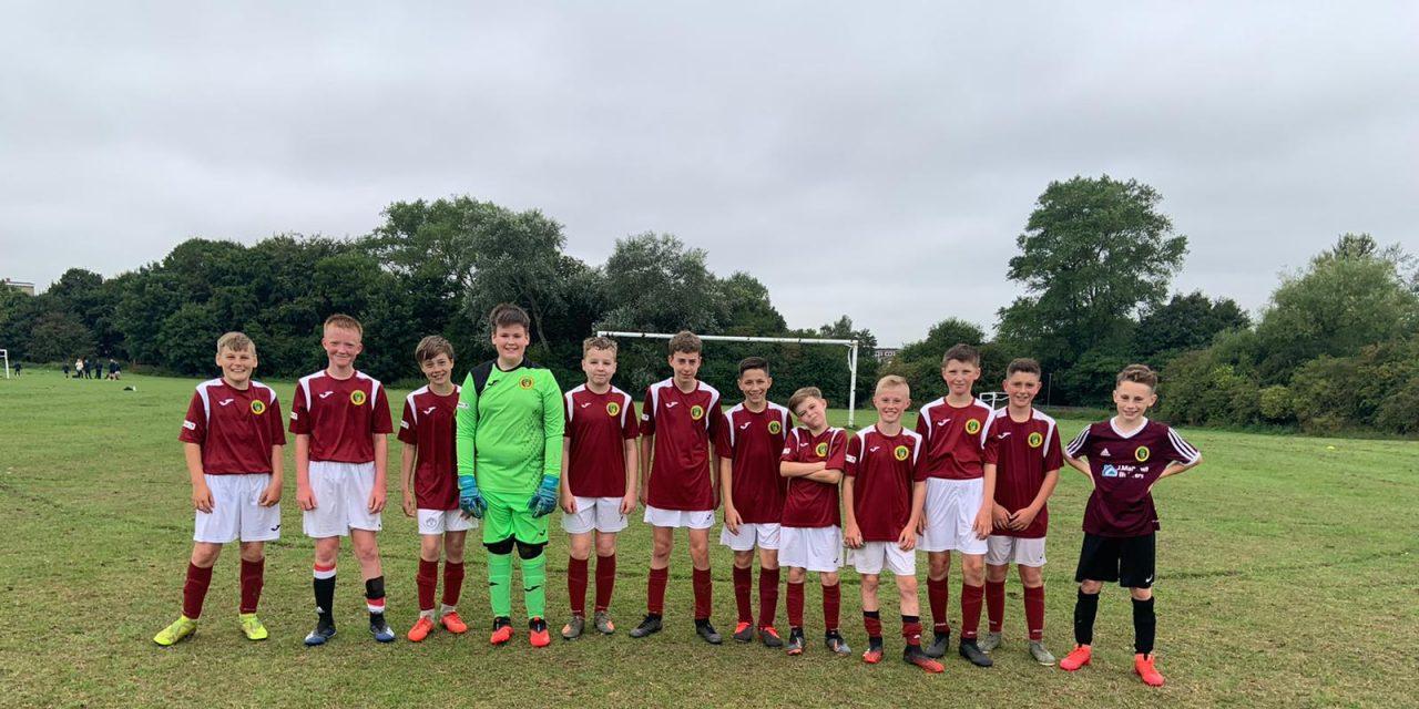 NAFC Junior Section Pre-season Friendlies