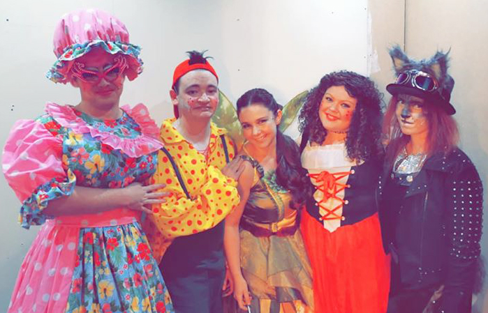 It's Panto Time – Oh Yes It Is . . .