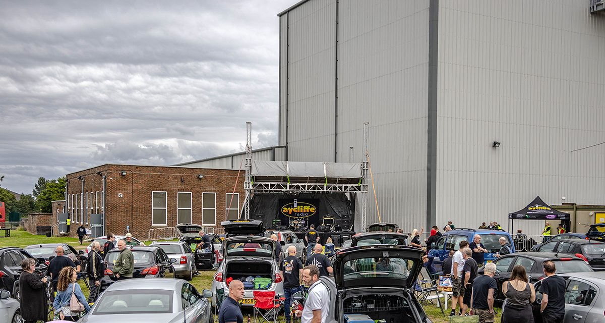 September Drive In Events at ROF59 Activity Centre