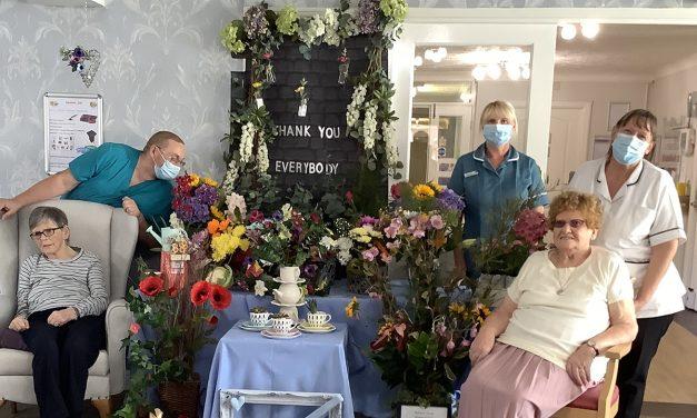 Bethany House Flower Festival