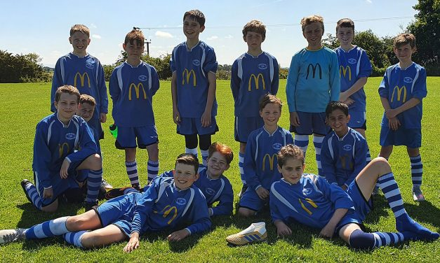 League Football Returns for Aycliffe Youth