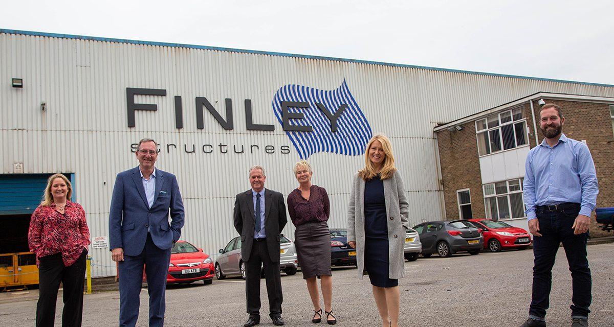Family-Run Steel Firm Celebrates 20th Year