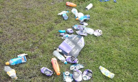 Watch out for Litter Louts