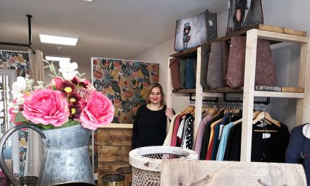 New One-Size Clothing and Homeware Boutique Opens