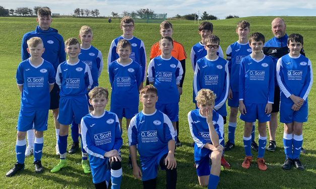 Youthy Boys Teams Take Centre Stage