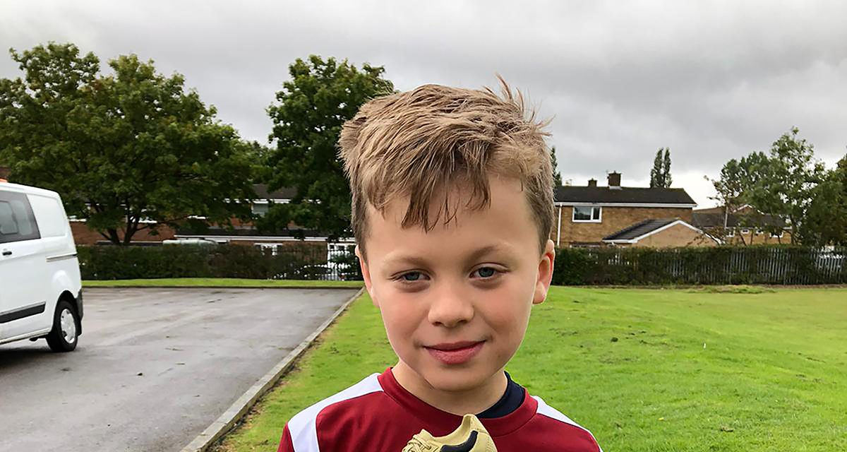 Aycliffe Juniors Football Report