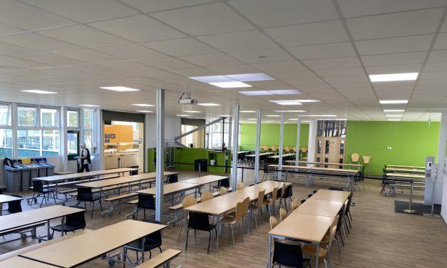 Woodham Academy Open to Students