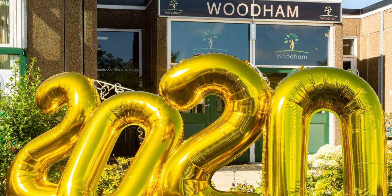 Woodham Year 11 Results Day