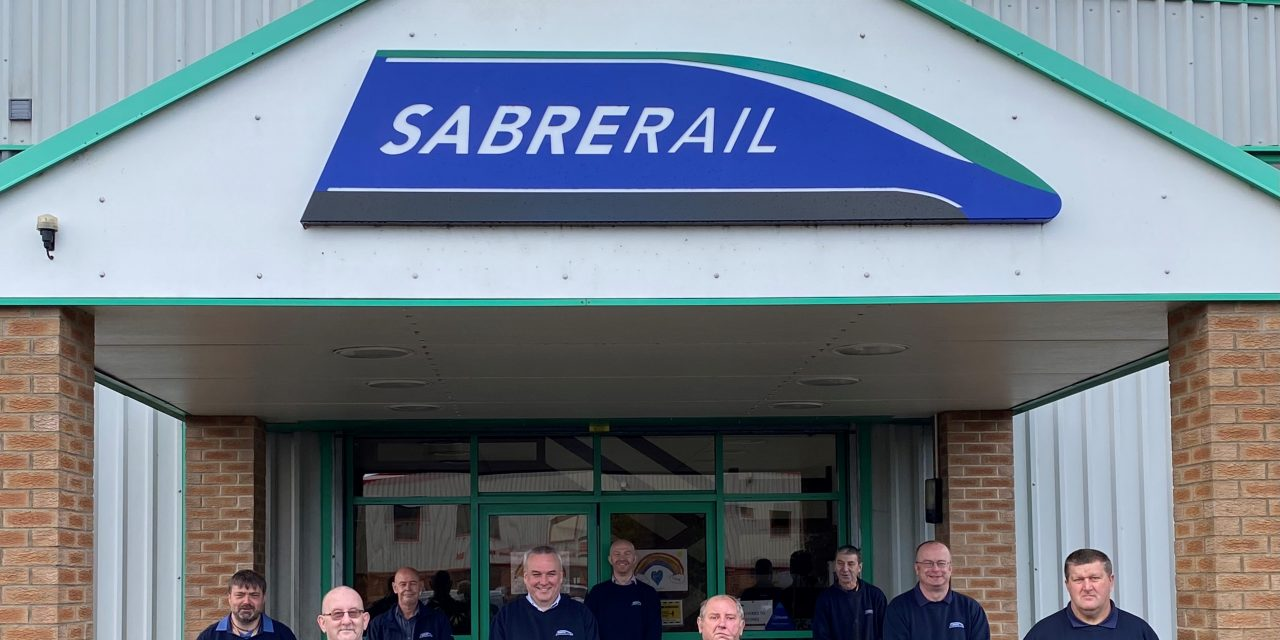 Sabre Rail Celebrates its Long-Standing Employees