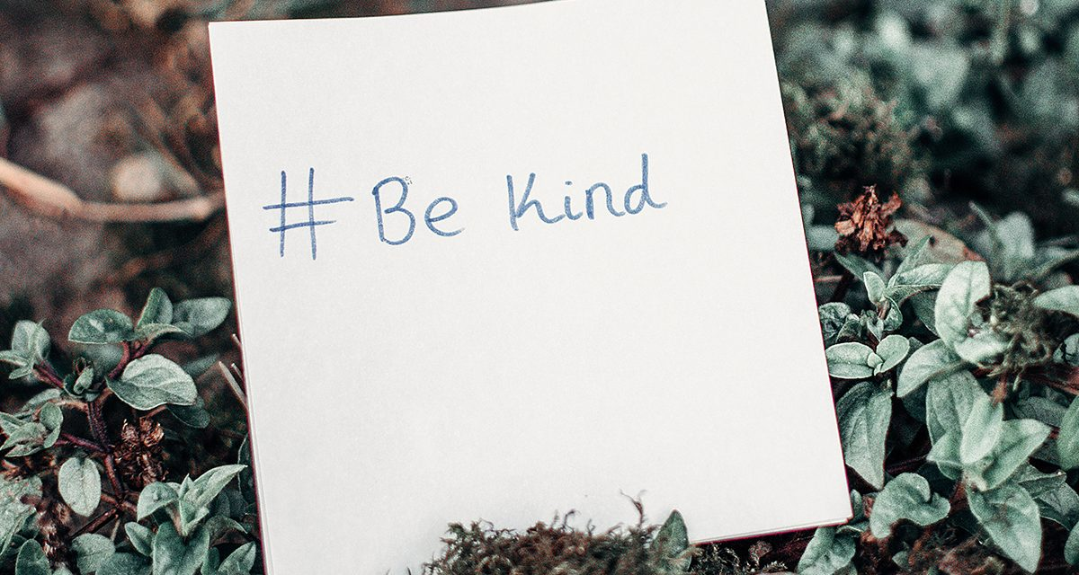 Greenfield Students Show Kindness