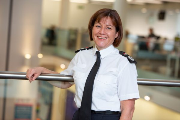 Chief Constable at Rotary Meeting